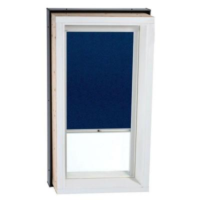 VELUX Dark Blue Manually Operated Blackout Skylight Blinds for FCM/QPF 2230 Models
