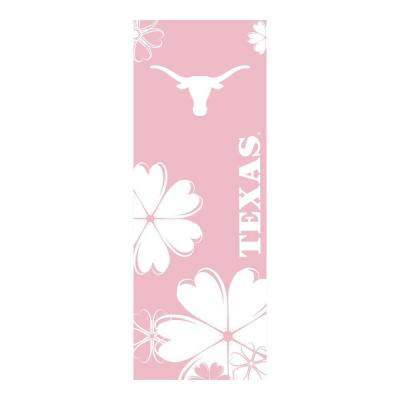 FANMATS University of Texas 24 in. x 67.5 in. Yoga Mat-DISCONTINUED