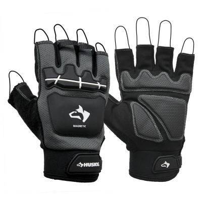 Pro Fingerless Magnetic Mechanics Glove