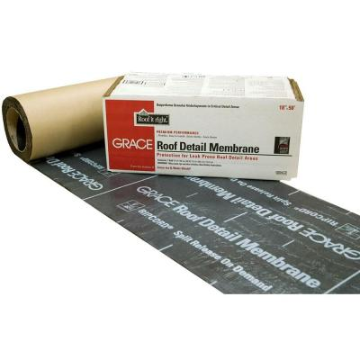 Grace 18 in. x 50 ft. Roll Roof Detail Membrane