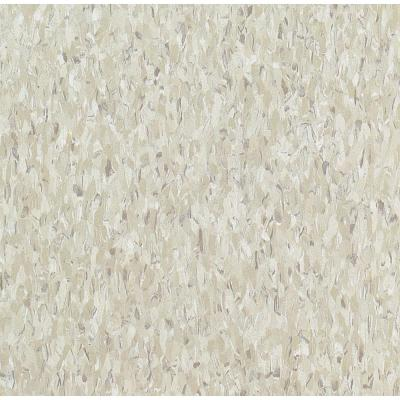 Armstrong Imperial Texture VCT 3/32in. x 12 in. x 12 in. Shelter White Standard Excelon Vinyl Tile (45 sq. ft. / case)