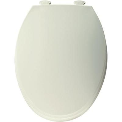 Church Elongated Closed Front Toilet Seat In Biscuit 130ec