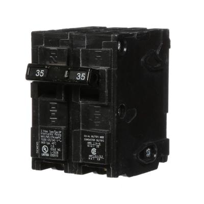 35 Amp Double-Pole Type QP Circuit Breaker Product Photo