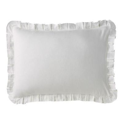 Linen Cotton Solid Sham