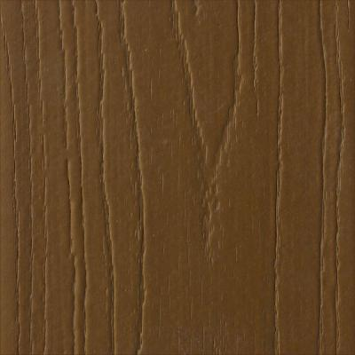 Pro 1 in. x 5-3/8 in. x 16 ft. Brazilian Chestnut Grooved Edge Capped Composite Decking Board (10-Pack) Product Photo