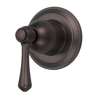 Danze Opulence 3/4 in. Thermostatic Volume Control Trim Only in Oil Rubbed Bronze