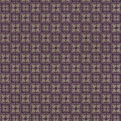 The Wallpaper Company 8 in. x 10 in. Kynzo Medallions Wallpaper Sample