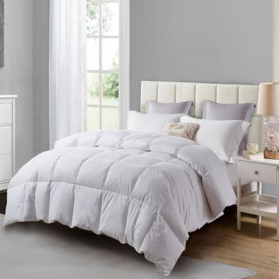 240 Thread Count Year Round Warmth Duck Down Feather Comforter