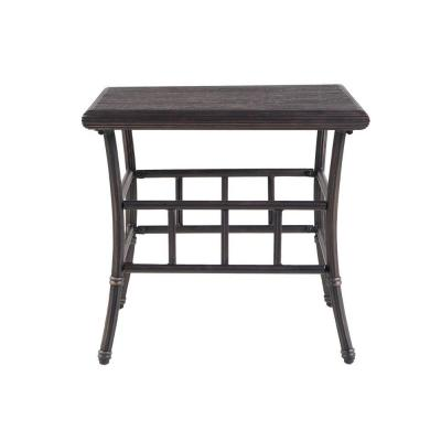 Martha Stewart Living Bryant Cove Patio Accent Table