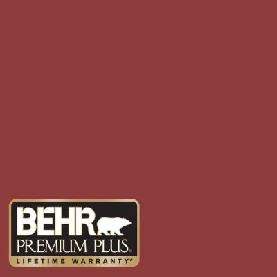 5-gal. #S-H-180 Awning Red Semi-Gloss Enamel Exterior Paint