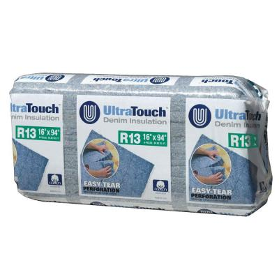 16.25 in. x 94 in. R13 Denim Insulation (12-Bags) Product Photo