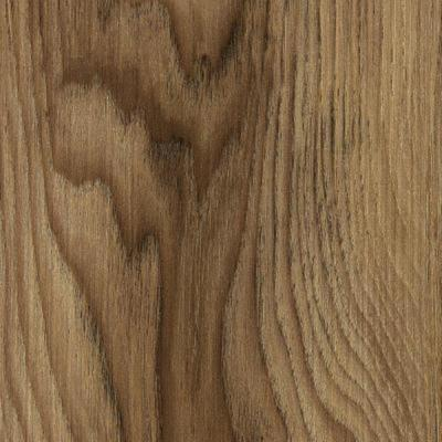 Hickory Fawn Click Lock Luxury Vinyl Plank Flooring - 6 in. x 9 in. Take Home Sample Product Photo