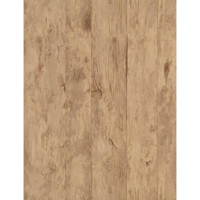 57.75 sq. ft. Weathered Finishes Wood Wallpaper