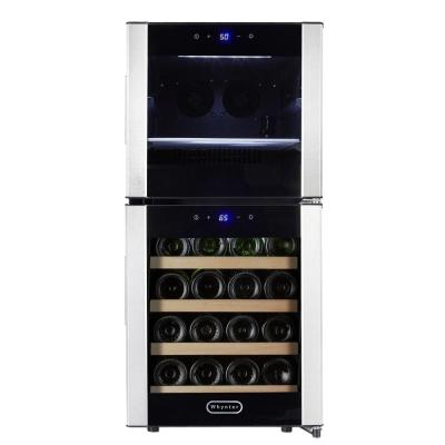 Whynter 2.9 cu. ft. Freestanding Fromagerator Wine and Cheese Center