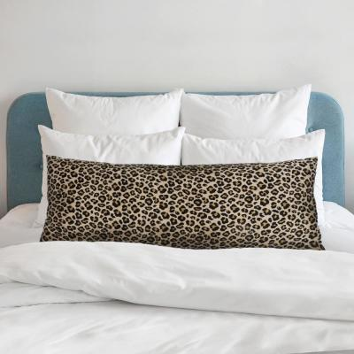 Printed Fleece Body Pillow Protector