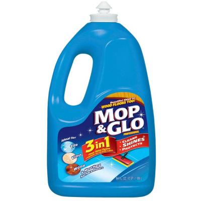 Mop Amp Glo 64 Oz Floor Shine Cleaner 74297 The Home Depot