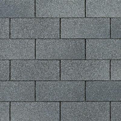 Supreme Estate Gray 3-Tab Shingles ( 33.3 sq. ft. per Bundle) Product Photo