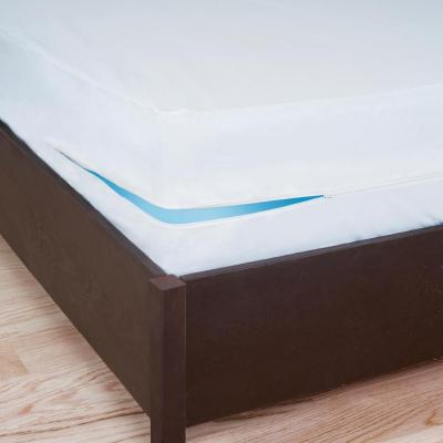 Bed Bug and Dust Mites Box Spring Zip Cover