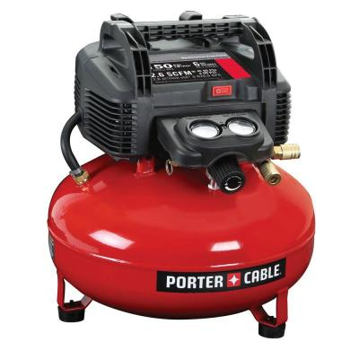 Porter Cable 6 Gal 150 Psi Portable Air Compressor C2002