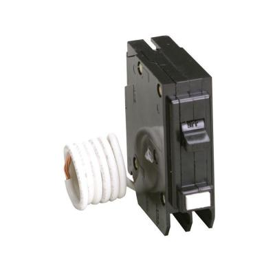 Type BR 15 Amp Single-Pole Ground Fault Circuit Breaker