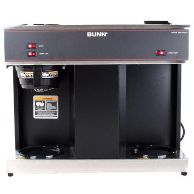 Bunn 12-Cup Pourover Commercial Coffee Brewer with 3 Warmers