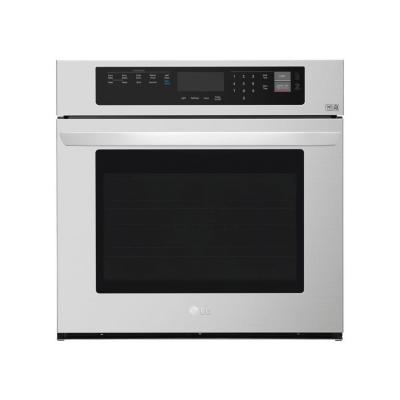 30 in. 4.7 cu. ft., Single Wall-Oven with ProBake Convection in