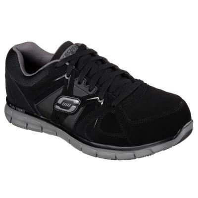 Men's Synergy - Ekron Slip Resistant Athletic Shoes - Alloy Toe
