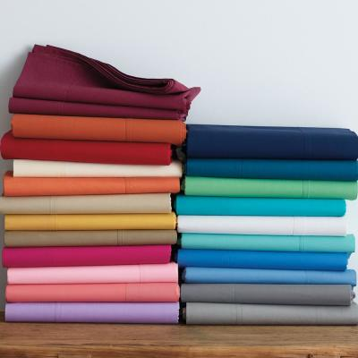 Classic Cotton Percale Sheet Set