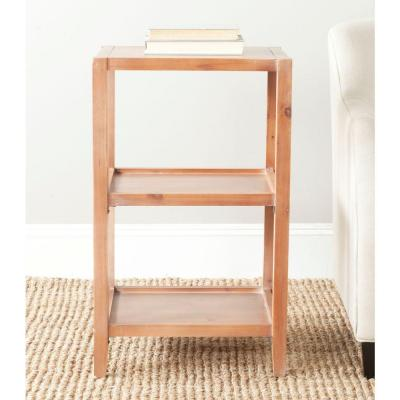 Safavieh Andy Red Maple End Table