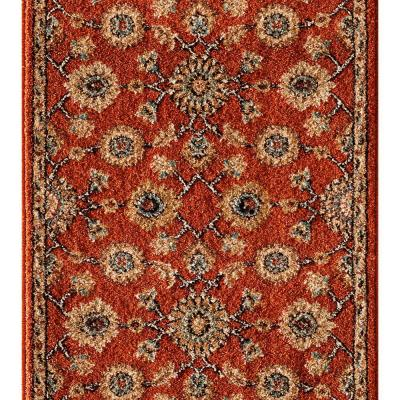 Kurdamir II Alhambra Clay 26 in. x Your Choice Length Roll Runner Product Photo
