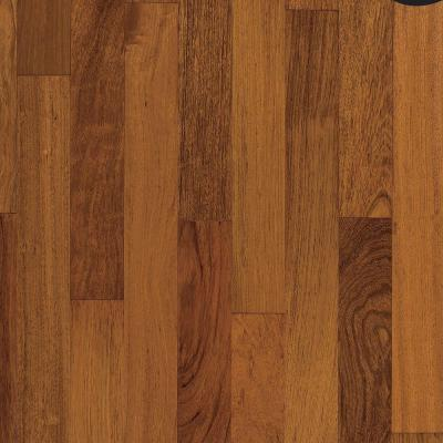 Bruce World Exotics Brazilian Cherry 3/8 in. Tx 3-1/2 in. W x Varying Length Engineered Hardwood Flooring (36.62 sq. ft./case)