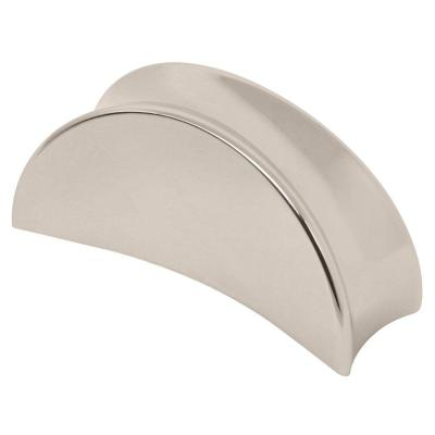 Gio 1-1/8 in. Polished Nickel Cabinet Knob