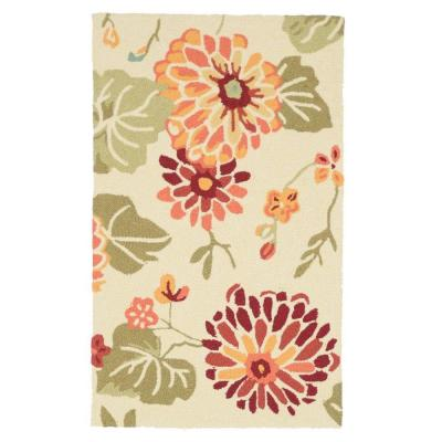 Loloi Rugs Summerton Life Style Collection Maize 2 ft. 3 in. x 3 ft. 9 in. Accent Rug