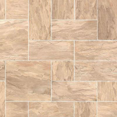 Innovations cottage slate taupe 8 mm thick x 15 1 2 in for Innovations laminate flooring