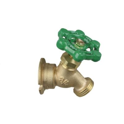 1/2 in. Sillcock Multi-Turn Female Thread to Pipe Valve