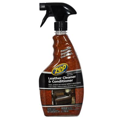 prada leather bag black - ZEP 24 oz. Leather Cleaner and Conditioner-ZUCLC24 - The Home Depot