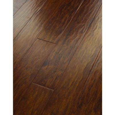 Shaw Ranch House Plantation Hickory 3/8 in. Thick x 5 in. Wide x Random Length Eng Hardwood Flooring (19.72 sq. ft. / case)