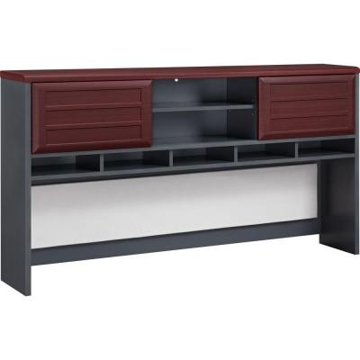 Pursuit Hutch in Cherry and Gray