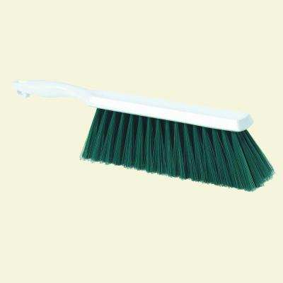 13 in. Polyester Green Bench and Counter Brush (Case of 12)