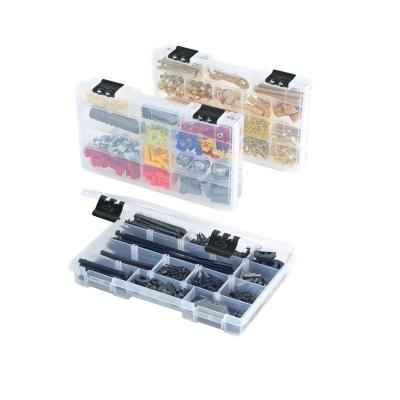 Husky 12-Compartment Parts Bin Organizer (3-Pack)