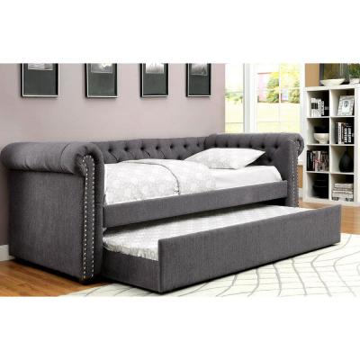 Venetian Worldwide Leanna Gray Trundle Daybed