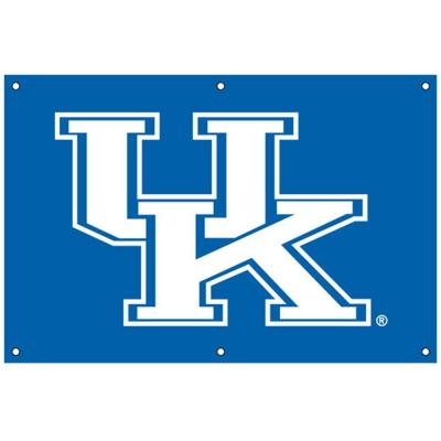 Party Animal 24 in. x 36 in. NCAA License Kentucky Fan Banner-DISCONTINUED