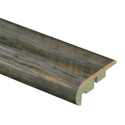 Mineral Wood 3/4 in. Thick x 2-1/8 in. Wide x 94 in. Length Laminate Stair Nose Molding Product Photo