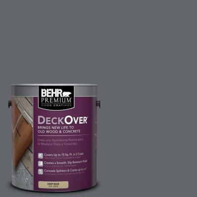BEHR Premium DeckOver 1-gal. #PFC-65 Flat Top Wood and Concrete Coating