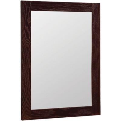 Renditions 24 in. L x 18 in. W Framed Wall Mirror in Java Product Photo