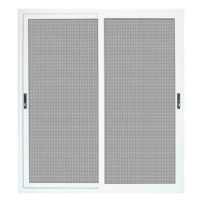 Patio Security Door with Meshtec Screen