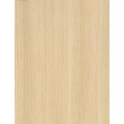 2 in. x 3 in. Laminate Sample in Raw Chestnut with SoftGrain Finish Product Photo