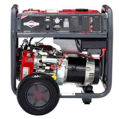 Elite Series 7,000-Watt Gasoline Powered Electric Start Portable Generator with