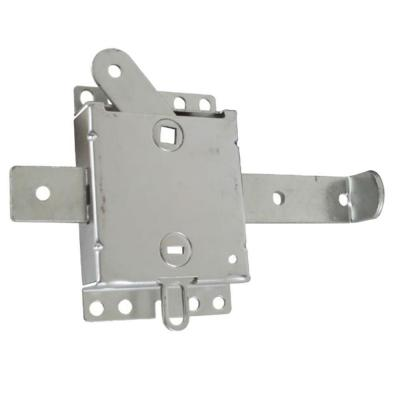 IDEAL Security Lockable Heavy-Duty Slide Lock