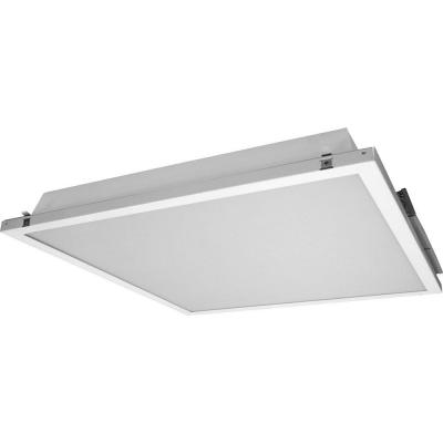 Nicor T3C 2 ft. x 2 ft. 5000K White Dimmable LED Ceiling Troffer with Preinstalled Driver Product Photo